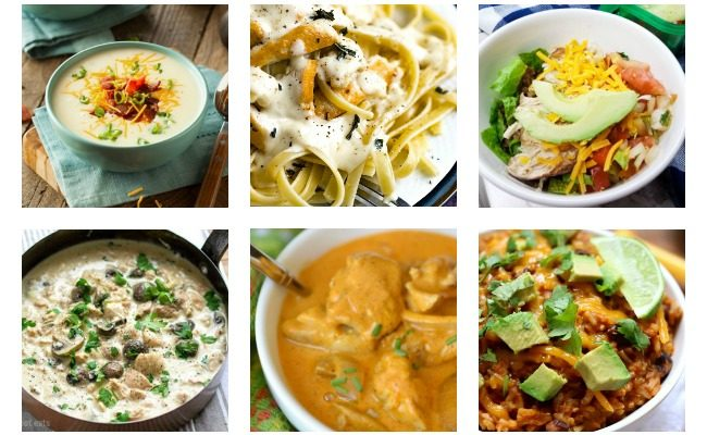 21 Instant Pot dinner recipes that will save your life this winter