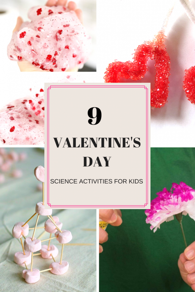 valentine's day science