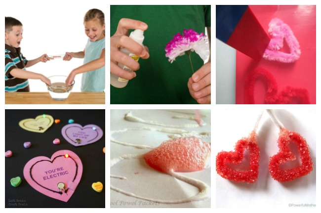 9 Valentine's Day Science Activities