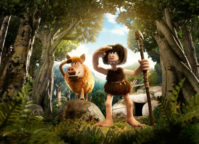 Early Man opens in theaters this Friday