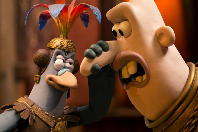 Early Man is a fun, silly movie the whole family will enjoy