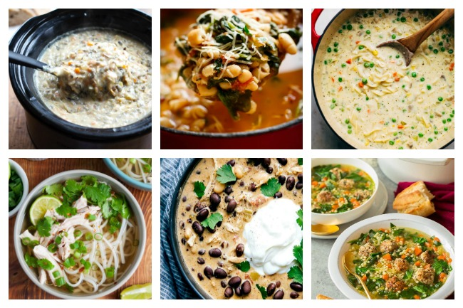11 easy soup recipes for quick meals