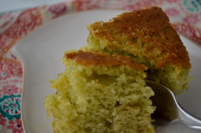 Deliciously easy high altitude zucchini bread
