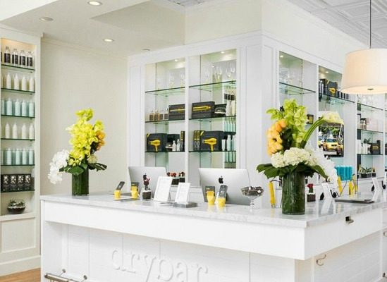 Treat yourself at Drybar