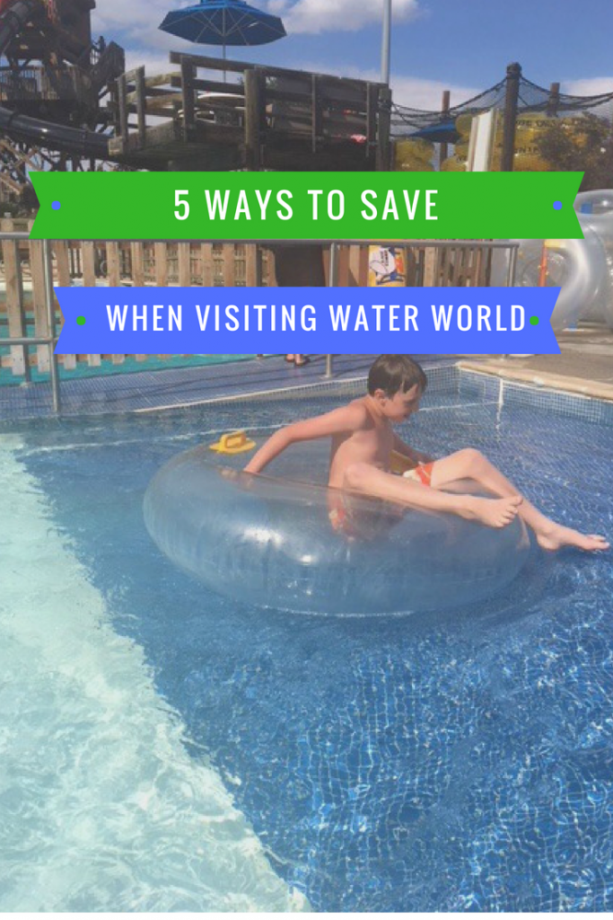 5 ways to save at Water World